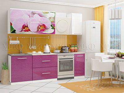 Кухня Орхидея-2