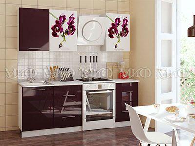 Кухня Орхидея-1 1,7м