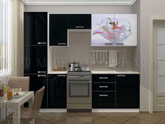 Кухня Лилия вид 2