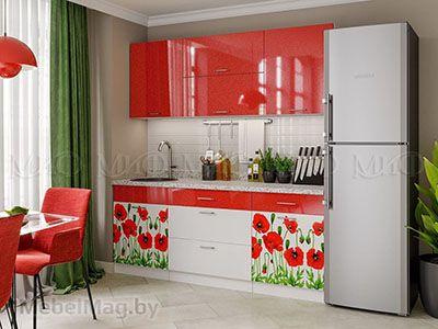 Кухня Маки вид 3