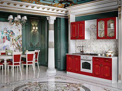 Кухня Версаль вид 2
