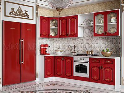 Кухня Версаль вид 3