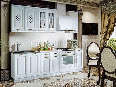 Кухня Ксюша вид 3