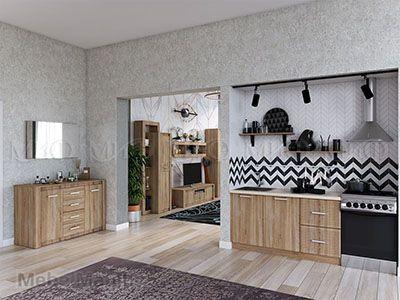 Кухня Терра вид 1