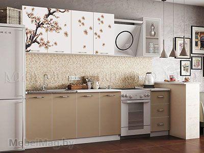 Кухня Фортуна фотопечать Сакура вид 8