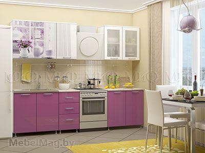 Кухня Утро вид 1