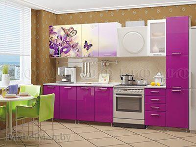 Кухня Весна вид 1