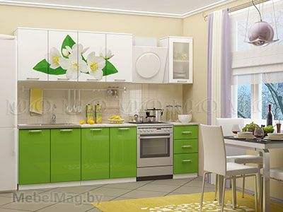 Кухня Жасмин вид 1