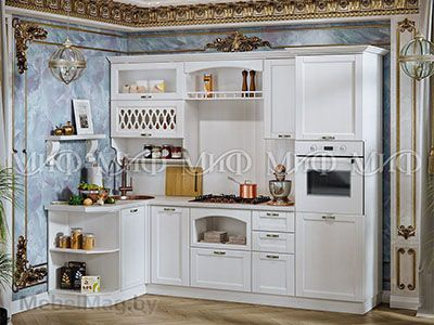 Кухня Милано вид 3