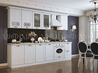 Кухня Милано вид 1