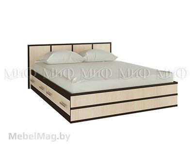 Кровать 1,2 м - Сакура