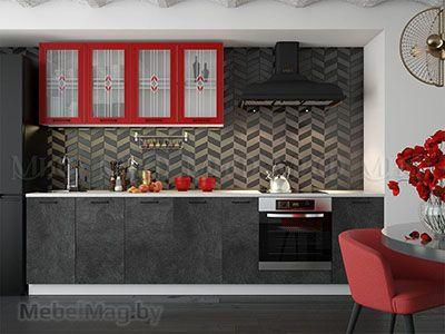 Кухня Техно шардоне вид 8