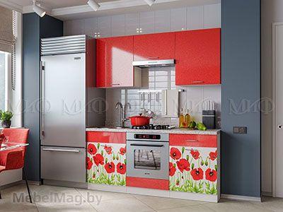 Кухня Маки вид 2
