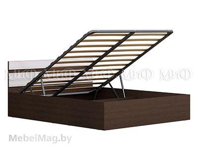 Кровать с подъёмным механизмом 1,4 м - Нэнси/Ника