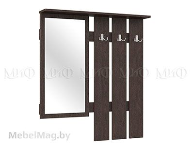 Зеркало с вешалкой - Белла
