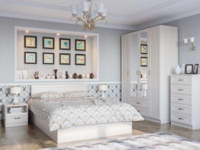 Спальня Вега - набор 1