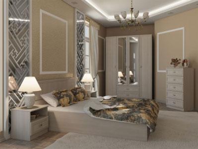 Спальня Вега - набор 3