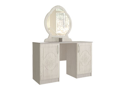 Туалетный стол Дуб атланта/Дуб белёный - Лилия