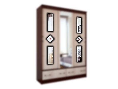 Комплект Зеркал Модерн люкс