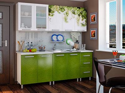 Кухня Люкс модульная - Лоза (2,0м)