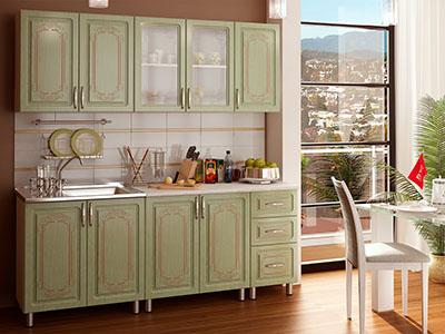Кухня Люкс модульная - Прима (2,0м)