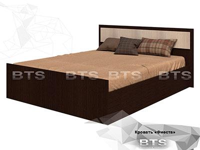 Кровать 1200 Венге/Лоредо - Фиеста