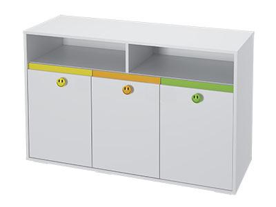 ТБ-09 Белый/Зелёный/Жёлтый/Оранж. - Мамба