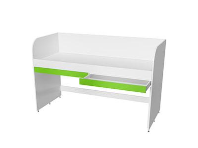 КР-06 Белый/Зелёный - Мамба