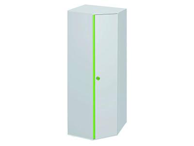 ШК-01 Белый/Зелёный - Мамба