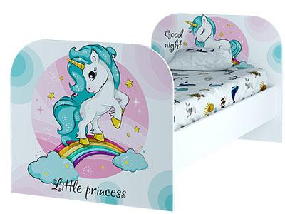 КР-08 Белый/Little Pony - Тойс