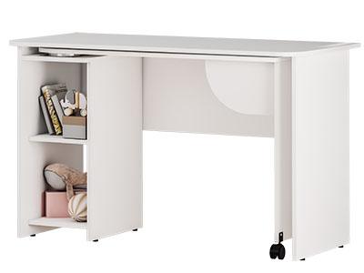 Стол письменный ПС-03 Белый