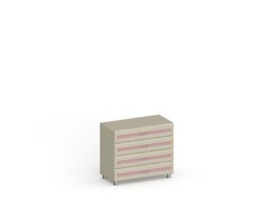 КМ-1801-БД-Р комод