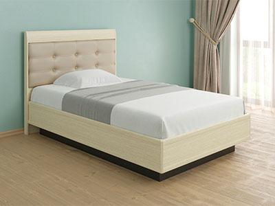 КР-1051-БД-К кровать (1,2*2,0)