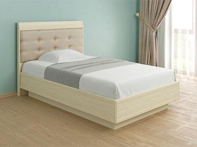 КР-1051-БД кровать (1,2*2,0)