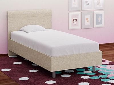 КР-115-БД кровать (0,9х1,9)