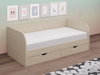 КР-117-БД кровать (0,9х1,9)