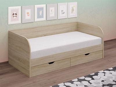 КР-117-СН кровать (0,9х1,9)