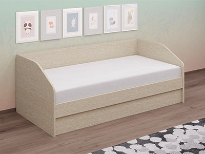 КР-118-БД кровать (0,9х1,9)