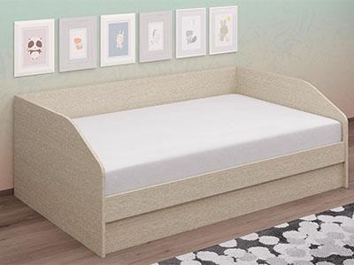 КР-119-БД кровать (1,2х2,0)