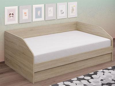 КР-119-СН кровать (1,2х2,0)