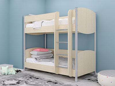 КР-123-БД кровать (0,9*1,9* 2 места)