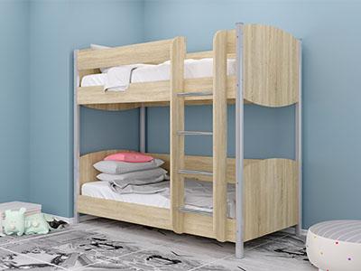 КР-123-СН кровать (0,9*1,9* 2 места)