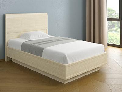 КР-1701-БД кровать (1,2*2,0)