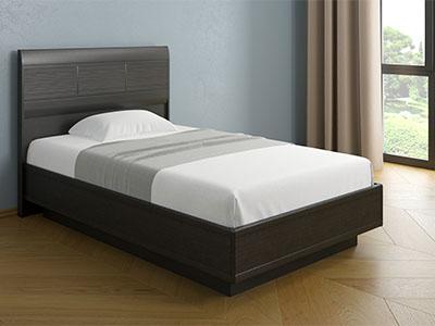КР-1701-ВЕ кровать (1,2*2,0)
