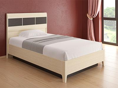 КР-1761-БД-К кровать (1,2*2,0)