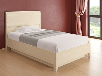 КР-1761-БД кровать (1,2*2,0)