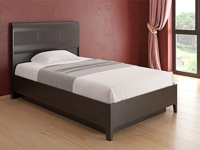 КР-1761-ВЕ кровать (1,2*2,0)