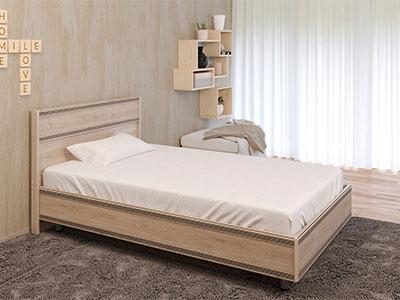 КР-2001-ГС кровать (1,2*2,0)