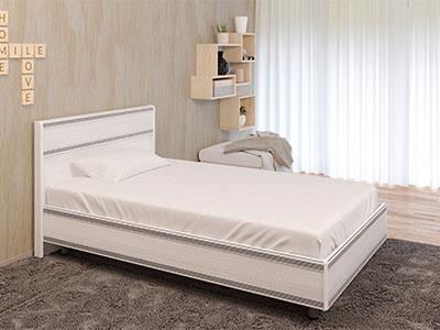 КР-2001-СЯ кровать (1,2*2,0)