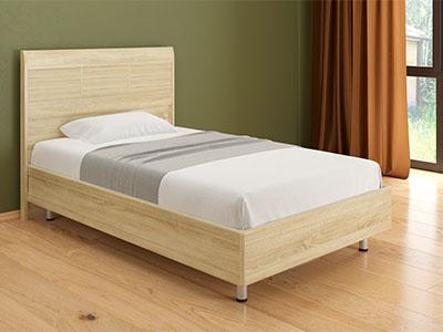 КР-2801-СН кровать (1,2*2,0)